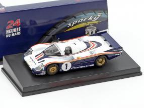Porsche 956 #1 Winner 24h LeMans 1982 Ickx, Bell 1:64 Spark
