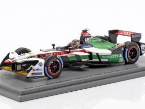 Daniel Abt Audi e-tron FE04 #66 Winner Berlin ePrix Formel E 2017/18 1:43 Spark