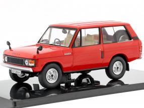 Land Rover Velar Baujahr 1969 rot 1:43 Ixo