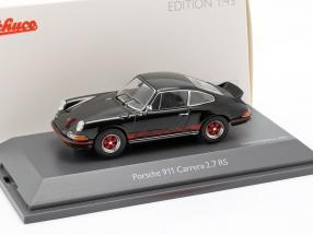 Porsche 911 Carrera 2.7 RS year 1973 black 1:43 Schuco