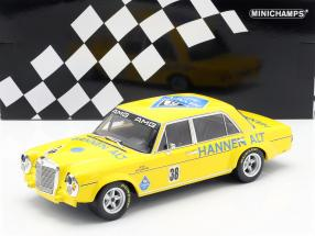 Mercedes-Benz 300 SEL 6.8 #38 Saisonfinale Hockenheim 1971 Heyer 1:18 Minichamps