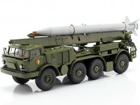 ZIL 135 (BAZ 135) NVA Raketentransportfahrzeug olivgrün / grau 1:43 PremiumClassiXXs