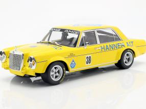 Mercedes-Benz 300 SEL 6.8 #38 final of season Hockenheim 1971 Heyer 1:18 Minichamps