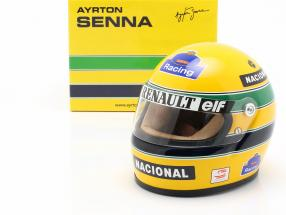 Ayrton Senna Williams FW16 #2 Formel 1 1994 Helm 1:2