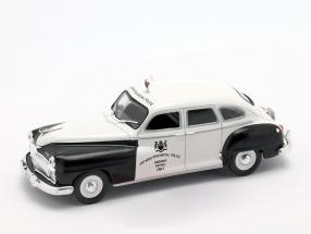 Chrysler De Soto Ontario Police white / black in Blister 1:43 Altaya