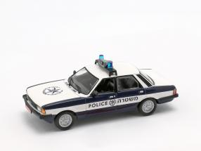 Ford Cortina MKV Police dunkelblau / weiß 1:43 Altaya