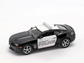 Chevrolet Camaro SS Haltom City policy black / white in Blister 1:43 Altaya