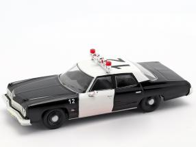 Chevrolet Bel Air City of Norwich policy black / white 1:43 Altaya