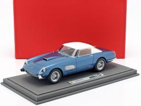 Ferrari Superfast 4.9 Salon Parigi 1957 hellblau / weiß 1:18 BBR