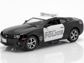 Chevrolet Camaro SS Haltom City Police schwarz / weiß in Blister 1:43 Altaya