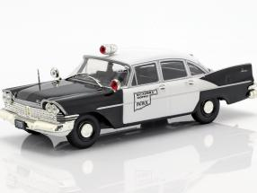 Plymouth Savoy Oklahoma Highway Patrol schwarz / weiß in Blister 1:43 Altaya
