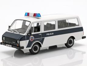 RAF-22038 Policija weiß / blau 1:43 Altaya