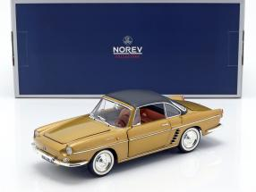 Renault Floride year 1959 Bahamas yellow metallic 1:18 Norev