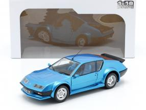 Alpine A310 Pack GT year 1983-85 blue metallic 1:18 Solido