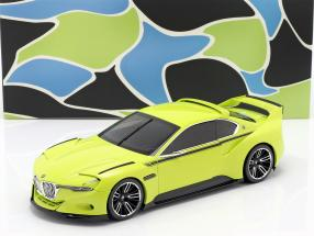 BMW 3.0 CSL Hommage lime green 1:18 Norev