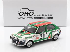 Fiat Ritmo Abarth Gr.2 #20 Rallye Monte Carlo 1979 Bettega, Perissinot 1:18 OttOmobile