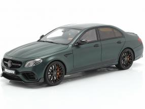 Brabus 800 E-Class E63 by Fostla year 2017 emerald green 1:18 GT-Spirit