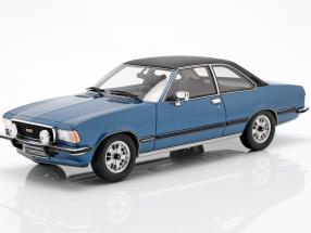 Opel Commodore B GS-E year 1977 blue metallic / black 1:18 OttOmobile
