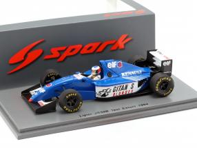Michael Schumacher Ligier JS39B Test Estoril formula 1 1994 1:43 Spark