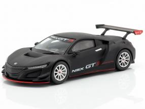 Honda NSX GT3 Presentation Car black 1:64 TrueScale