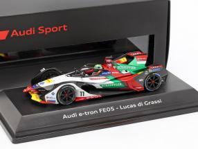Lucas di Grassi Audi e-tron FE05 #11 formula E 2018/19 1:43 Minichamps