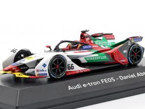 Daniel Abt Audi e-tron FE05 #66 Formel E 2018/19 1:43 Minichamps