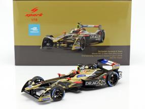 J.-E. Vergne Renault Z.E.17 #25 Winner New York formula E 2017/18 1:18 Spark