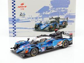 Alpine A470 #36 Winner LMP2-Klasse 24h LeMans 2018 1:18 Spark