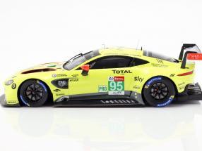 Aston Martin Vantage GTE #95 24h LeMans 2018 Thiim, Sörensen, Turner