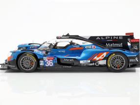Alpine A470 #36 Winner LMP2 class 24h LeMans 2018
