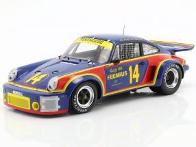 Porsche 911 Carrera RSR #14 Winner 12h Sebring 1976 Holbert, Keyser 1:18 Spark