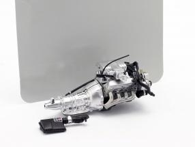 Ford 5.0 engine and transmission (GMP 18822) 1:18 GMP