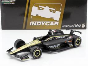 James Hinchcliffe Honda #5 Indycar Series 2019 Arrow Schmidt Peterson Motorsports 1:18 Greenlight