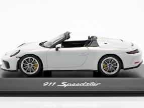 Porsche 911 (991 II) Speedster year 2019 white