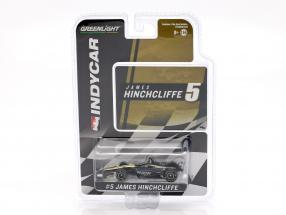 James Hinchcliffe Honda #5 Indycar Series 2019 Arrow Schmidt Peterson Motorsports 1:64 Greenlight