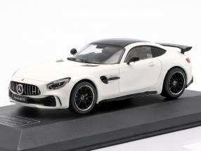 Mercedes-Benz AMG GT-R weiß 1:43 CMR
