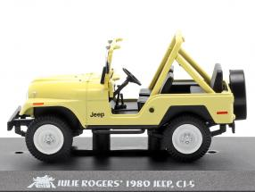 Julie Rogers' Jeep CJ-5 1980 TV series Charlie's Angels (1976-81) beige