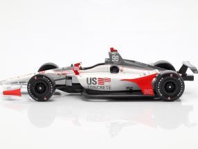 Marco Andretti Honda #98 Indycar Series 2019 Andretti Herta Autosport