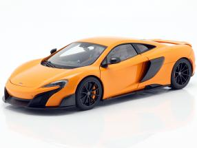 McLaren 675LT Baujahr 2016 McLaren orange 1:18 AUTOart