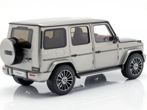 Mercedes-Benz G-Class W463 40 years 2019 mojave silver metallic