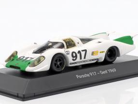 Porsche 917 #917 Presentation Car Geneva 1969 1:43 Spark