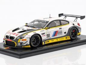 BMW M6 GT3 #98 24h Spa 2018 Collard, Krohn, Wittmann 1:43 Spark