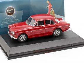 Volvo 130 Amazon Baujahr 1965 kirschrot 1:43 Oxford