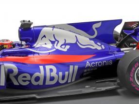 Daniil Kvyat Toro Rosso STR12 #26 Australien GP Formel 1 2017 1:18 Spark 2. Wahl