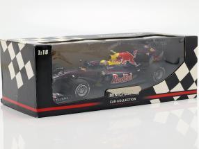 Mark Webber Red Bull RB6 #6 Showcar 2010 1:18 Minichamps 2. Wahl