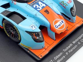 Ligier JSP217 #34 24h LeMans 2017 Moore, Hanson, Chandhok 1:18 Spark 2. Wahl