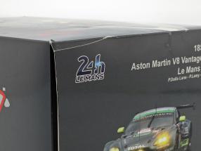 Aston Martin V8 Vantage GTE #98 24h LeMans 2016 Lana, Lamy, Lauda 1:18 Spark 2. Wahl