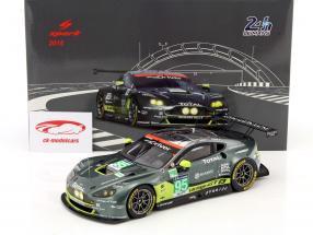 Aston Martin Vantage GTE #95 24h LeMans 2016 Thiim, Sörensen, Turner 1:18 Spark 2. Wahl