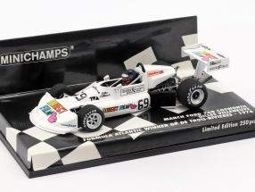 G. Villeneuve March Ford 76B #69 Winner Formel Atlantik De Trois-Rivieres 1976 1:43 Minichamps