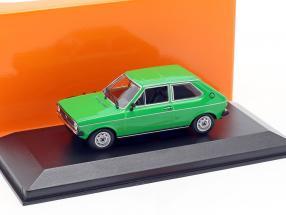 Volkswagen VW Polo Baujahr 1979 grün 1:43 Minichamps